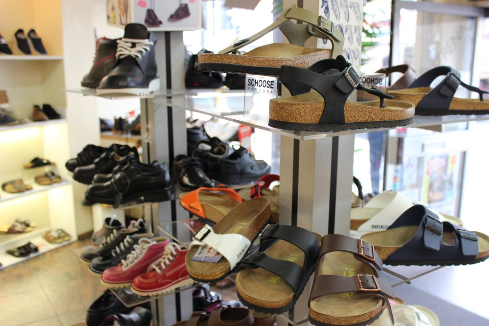 Jo London Shoe Shop in Camberwell South London Club