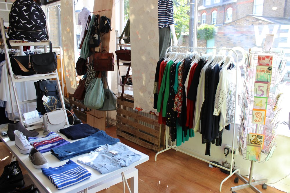 Fashion Conscience Clothing Fashion Boutique in Dulwich South London Club