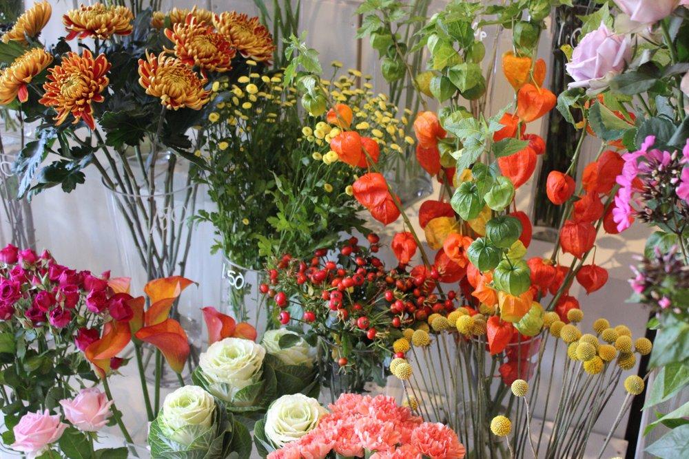 AG Flowers Florist in Nunhead South London Club