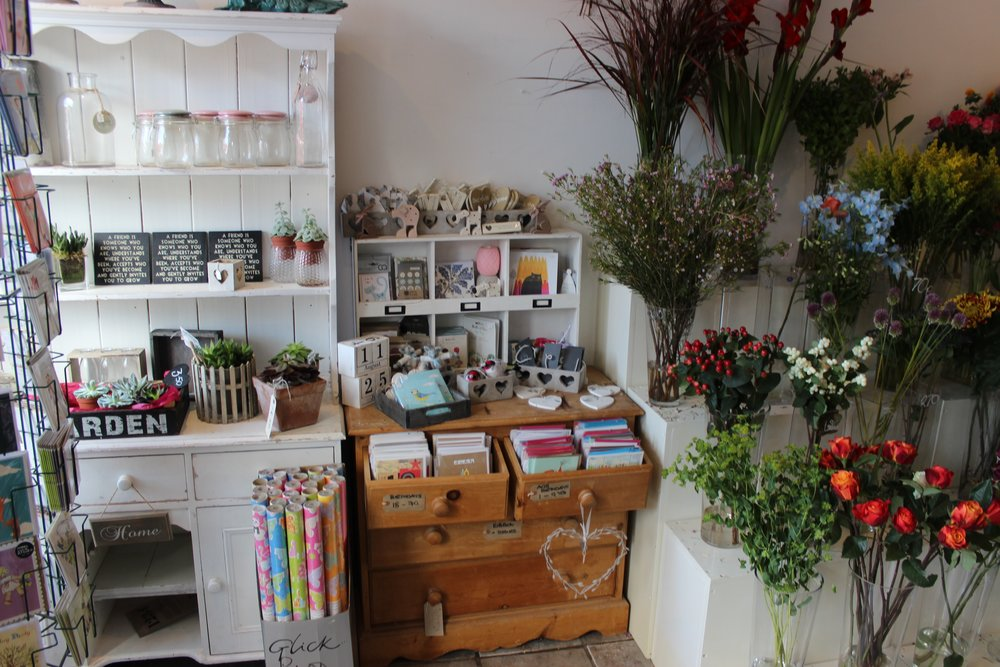 AG Flowers Florist in Nunhead South London Club