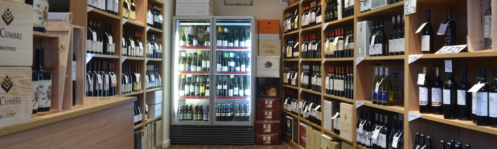 Bacchus Wines Wine Shop in Herne Hill South London Club