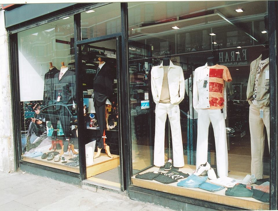 Clique Menswear Men's Clothing in Streatham South London Club
