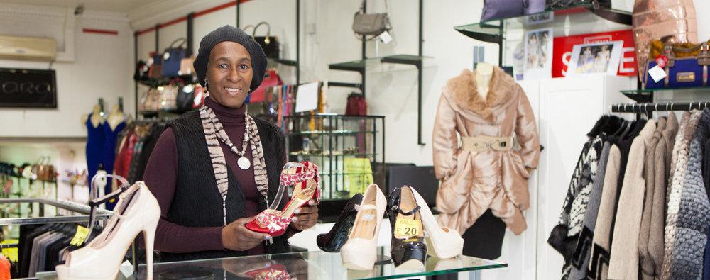 Kara Boutique Women's Clothing Shop in Streatham South London Club