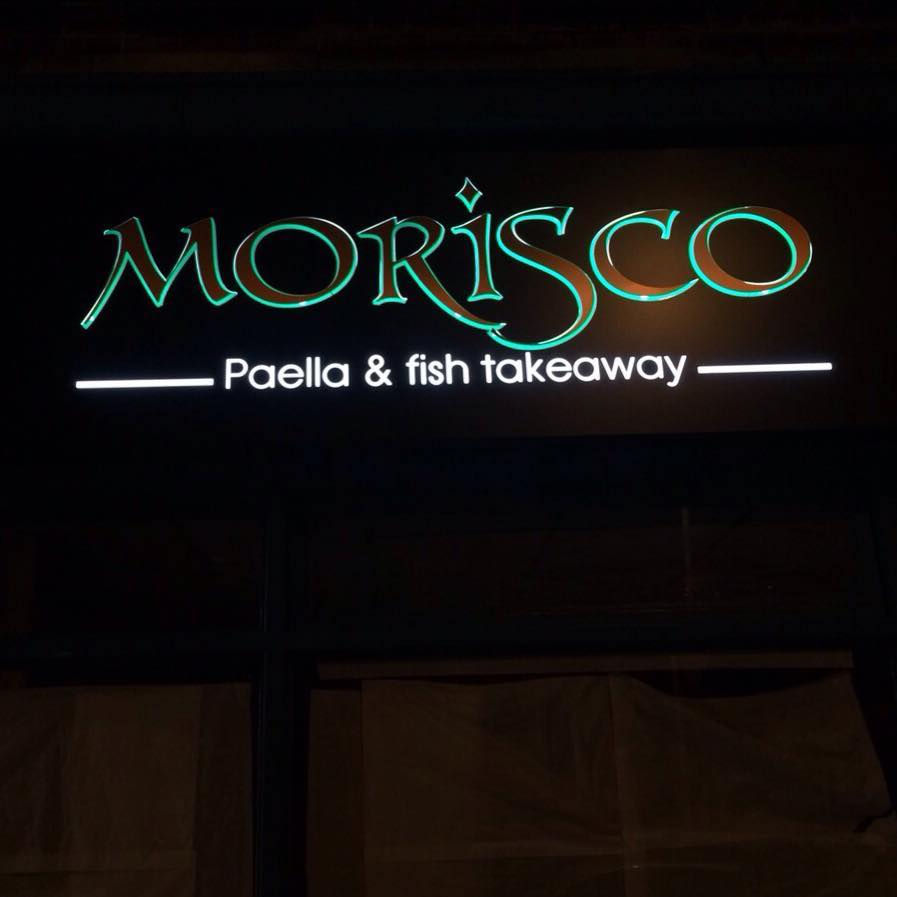 Morisco Paella and Fish Takeaway in Streatham South London Club
