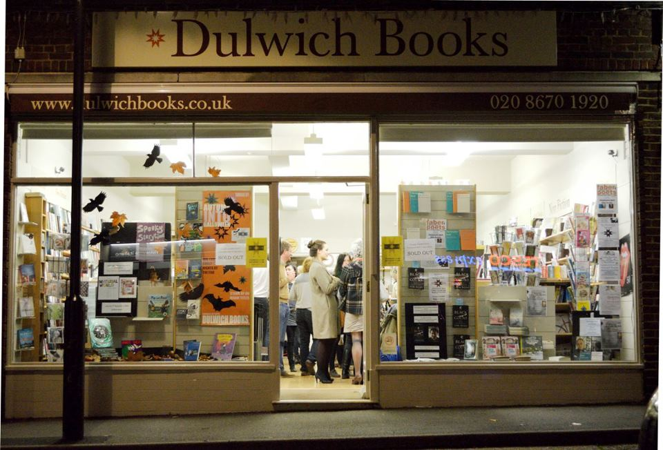 Dulwich Books Bookshop in Dulwich South London Club