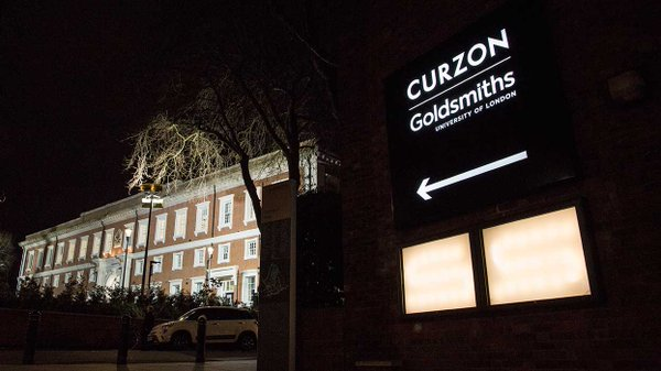 Curzon Goldsmiths Cinema in New Cross South London Club