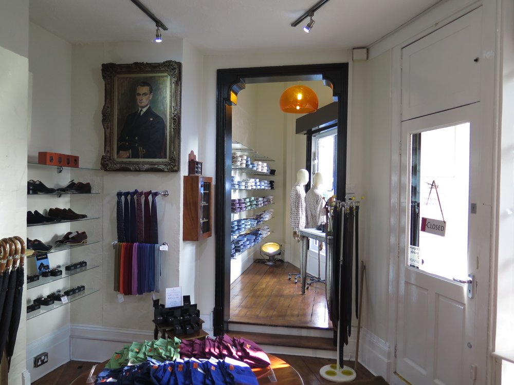 Simon Carter Men's Clothing in Crystal Palace South London Club