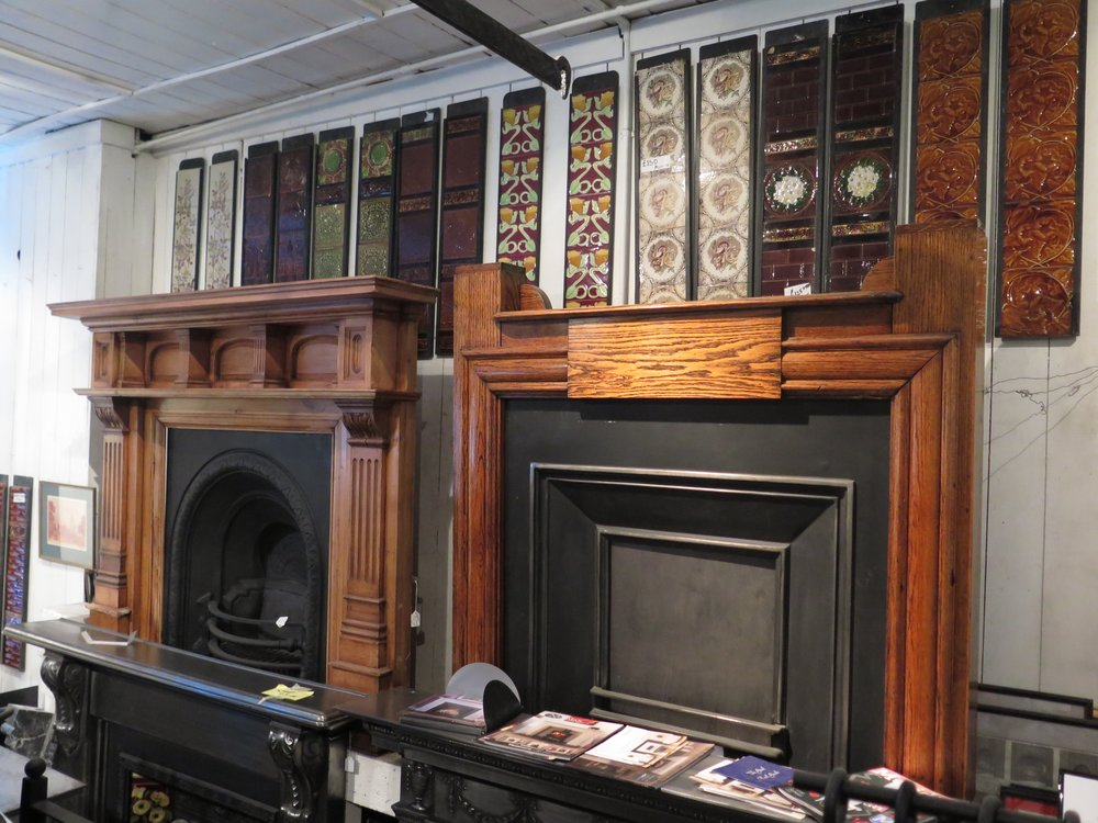 Westcombes Fireplace and Stove Shop in Lee South London Club
