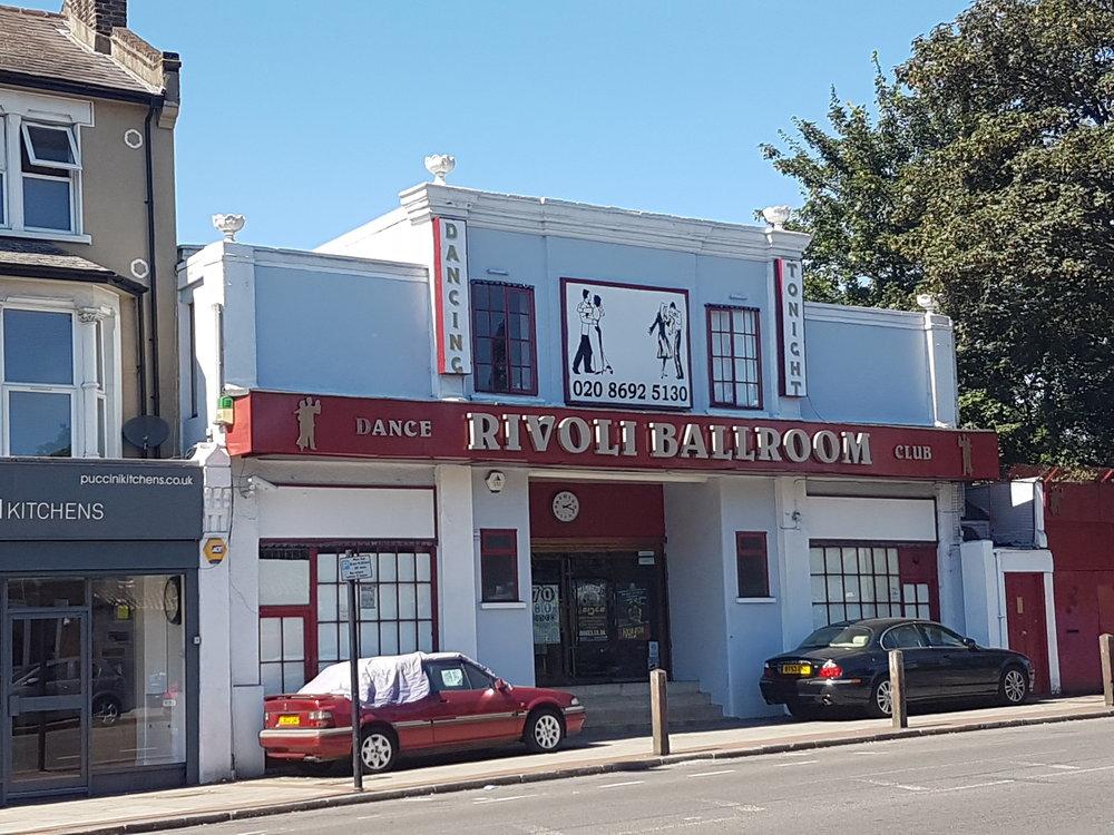 Rivoli Ballroom Crofton Park South London Club