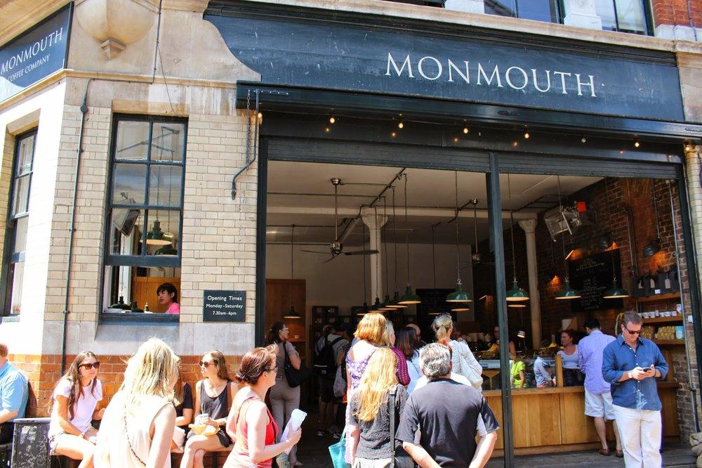 Monmouth Coffee South London Club