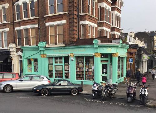 Bookshop on the Heath South London Club