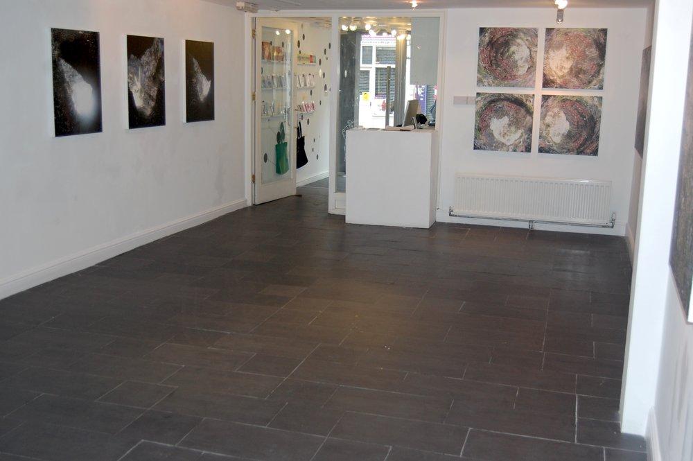 Bearspace Gallery in Deptford South London Club .JPG