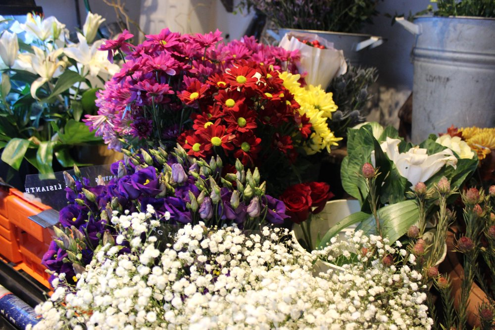 The Flower Lady Florist in Herne Hill South London Club Card .jpg