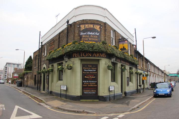 The Pelton Arms