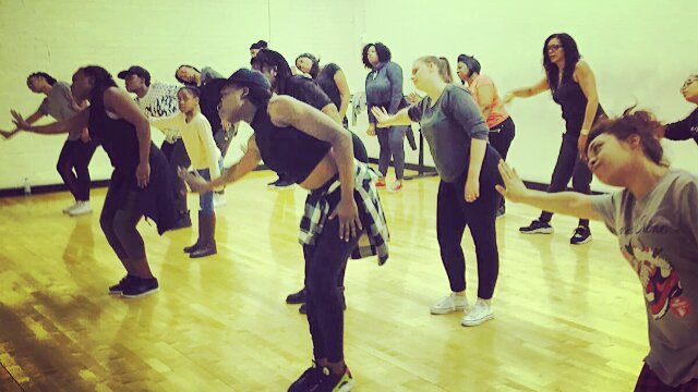 Vybebox Fitness and Dance Class in New Cross South London Club.jpg