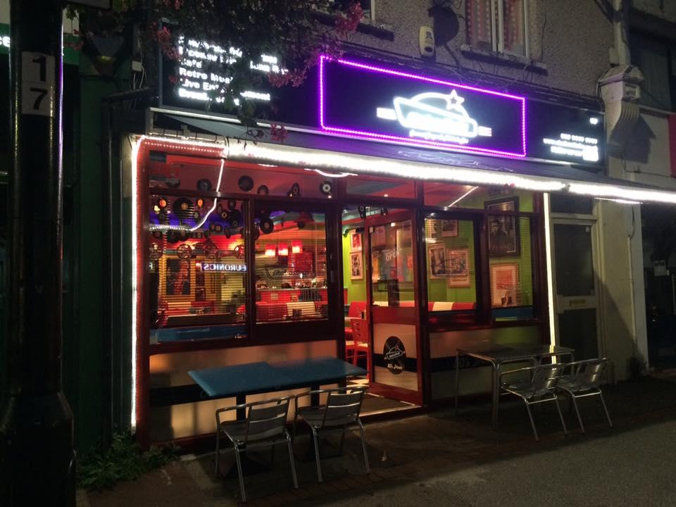 Sizzle 'n' Shake American Diner in Wallington South London Club Card 6.jpg