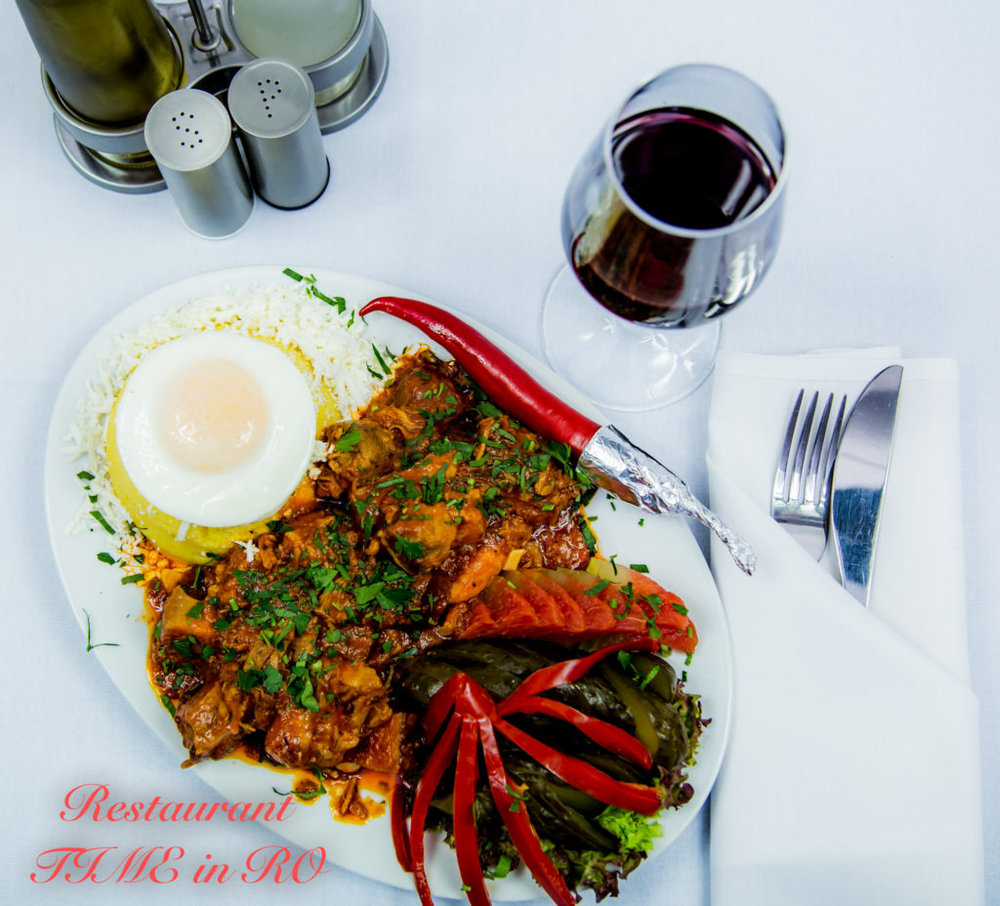 Time in RO Romanian Restaurant in Morden South London Club Card 3.jpg