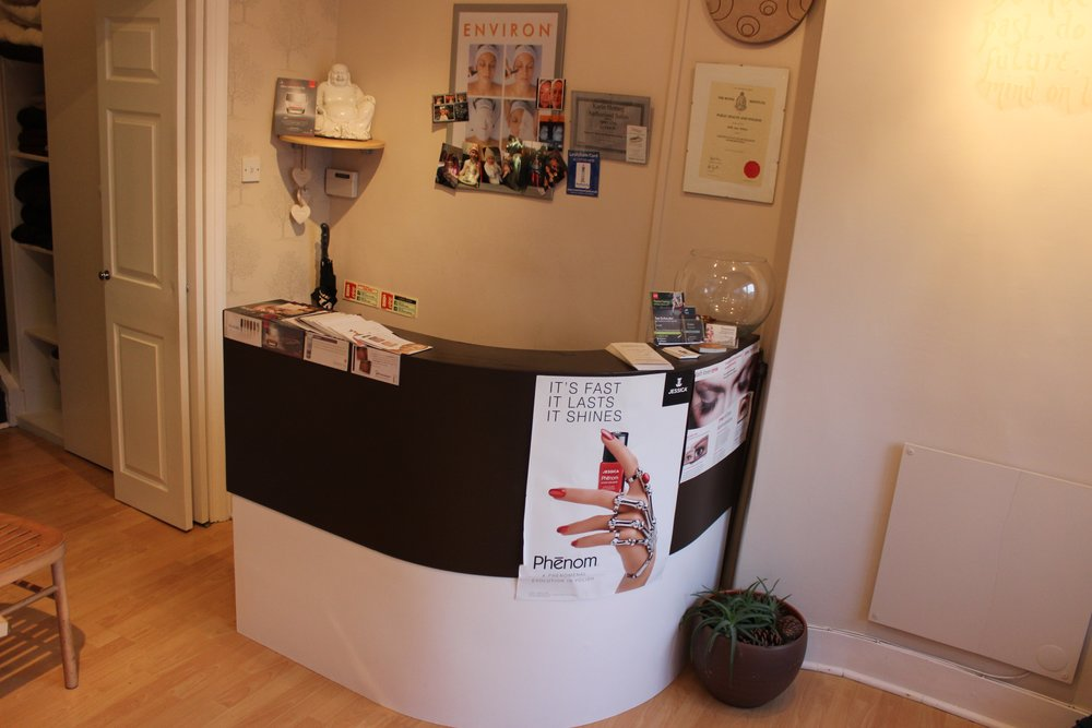 Timeless Beauty Salon in Lee South London Club Card 6.jpg