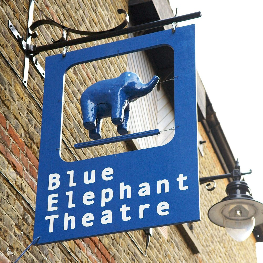 Blue Elephant Theatre in Camberwell South London Club Card 3.jpg