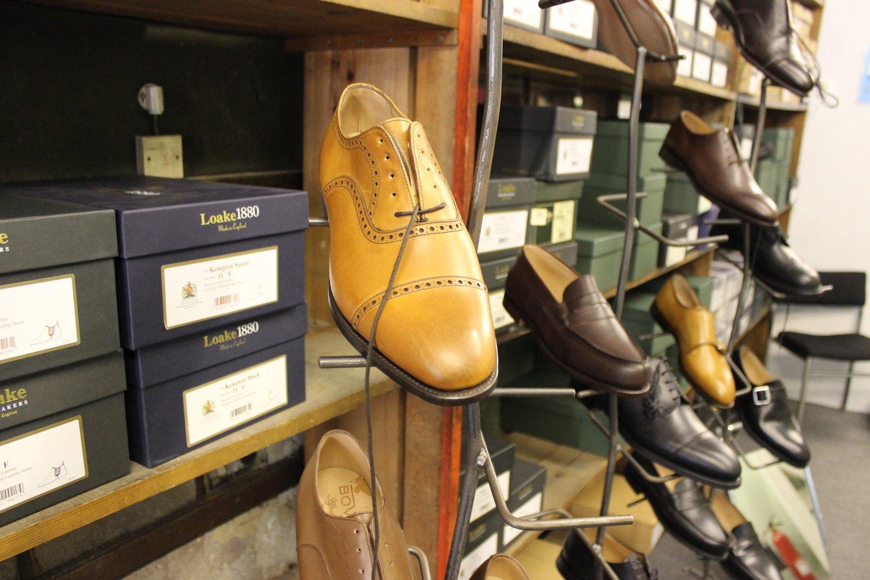 b0761cdab12 Men s Traditional Shoes — South London Club