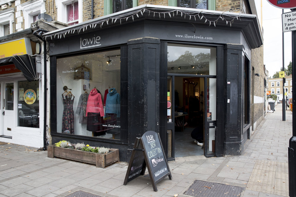 Lowie Ethical Womens Clothing in Herne Hill South London Club Card 2.jpg