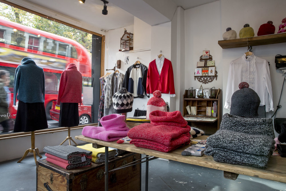 Lowie Ethical Womens Clothing in Herne Hill South London Club Card.jpg