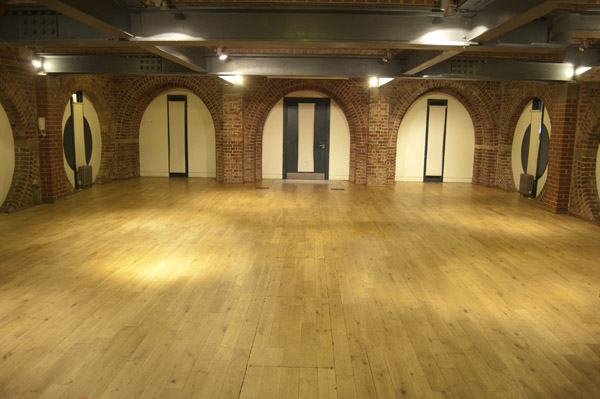 InSpire Main Hall 1 Space for Hire in Walworth South London Club Card 3.jpg