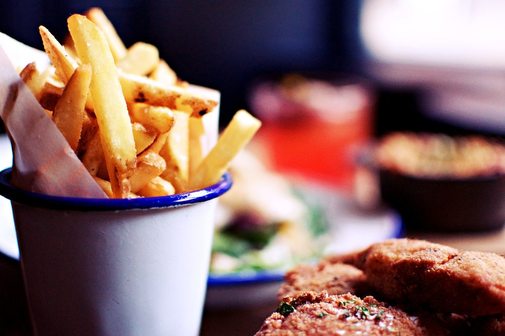 Fancy Funkin Chicken Restaurant in Brixton South London Club Card 5.jpg
