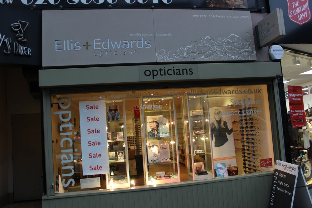Ellis and Edwards Opticians in Beckenham South London Club 3.jpg