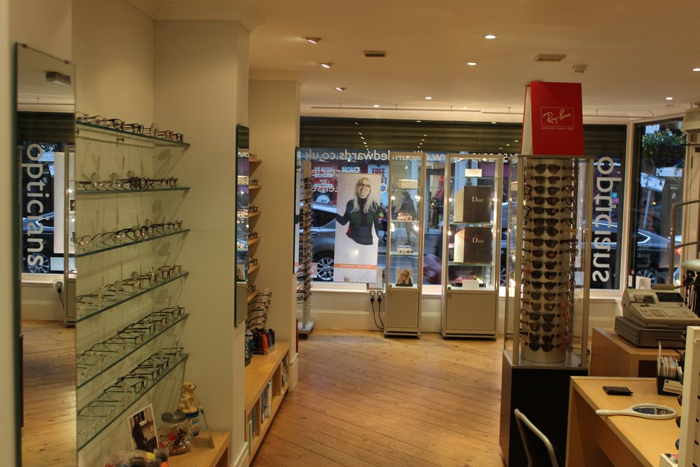 Ellis and Edwards Opticians in Beckenham South London Club.jpg