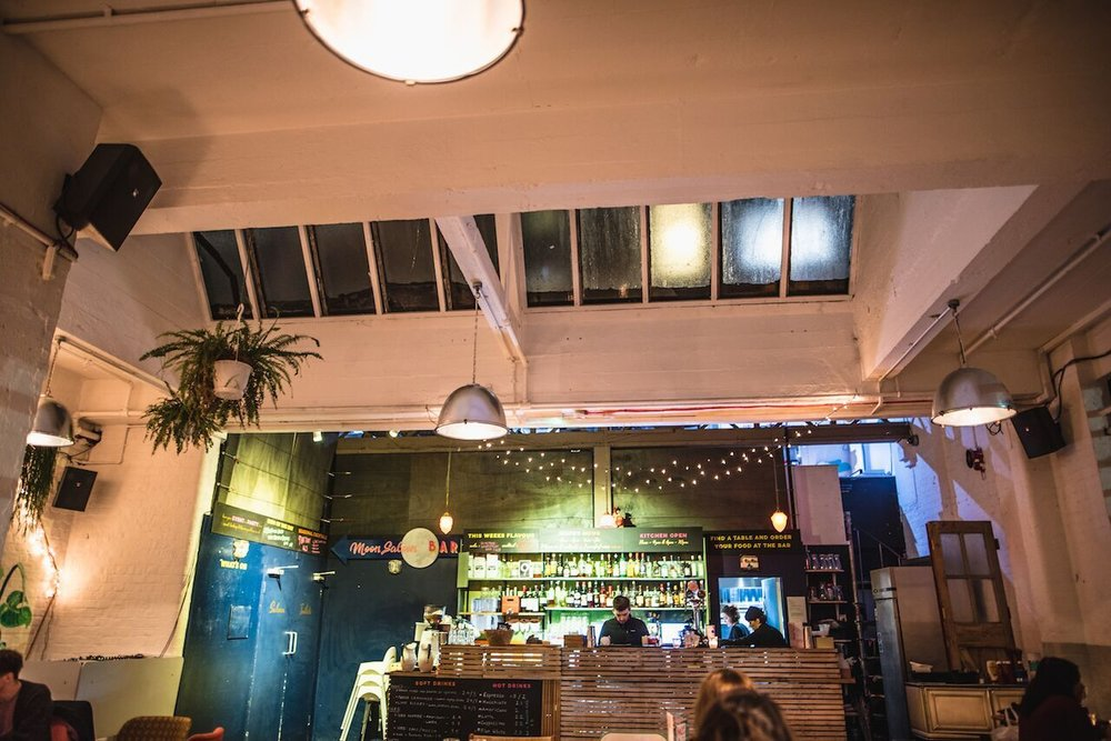 The Nines Cafe in Peckham South London Club Card 4.jpg
