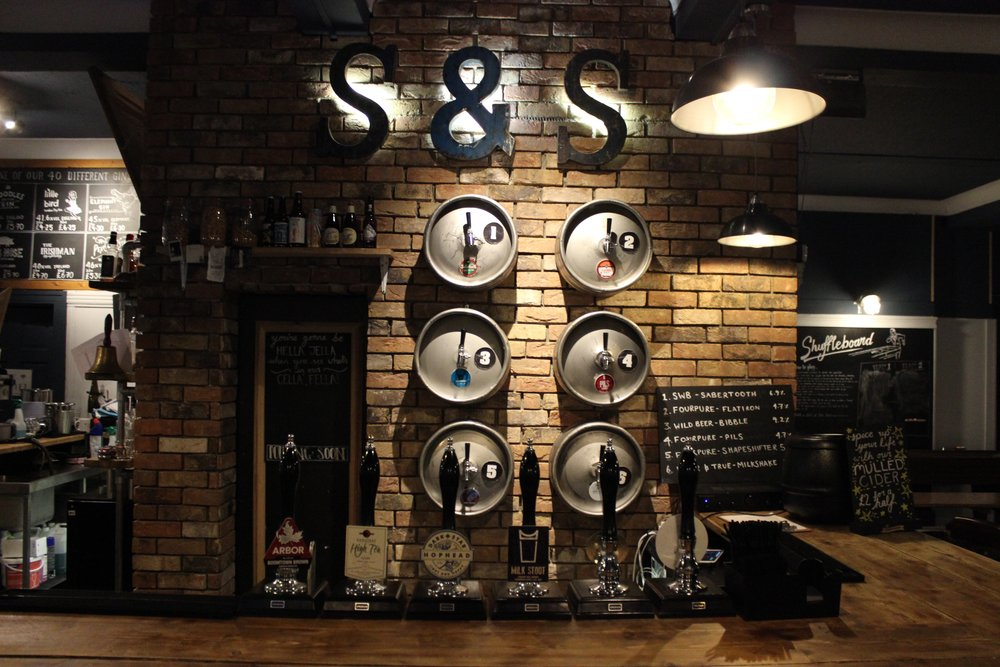Spit and Sawdust Pub and Restaurant in Elephant and Castle South Lodnon Club Card 3.jpg