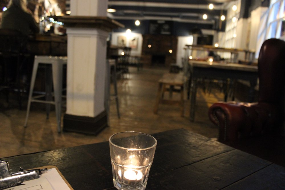 Spit and Sawdust Pub and Restaurant in Elephant and Castle South Lodnon Club Card 5.jpg