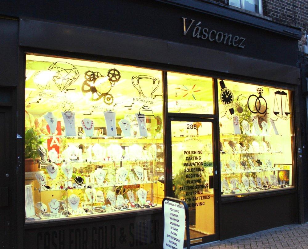 Vasconez Jewellery Shop in Beckenham South London Club Card 2.jpg