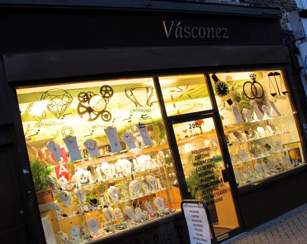 Vasconez Jewellery Shop in Beckenham South London Club Card.jpg