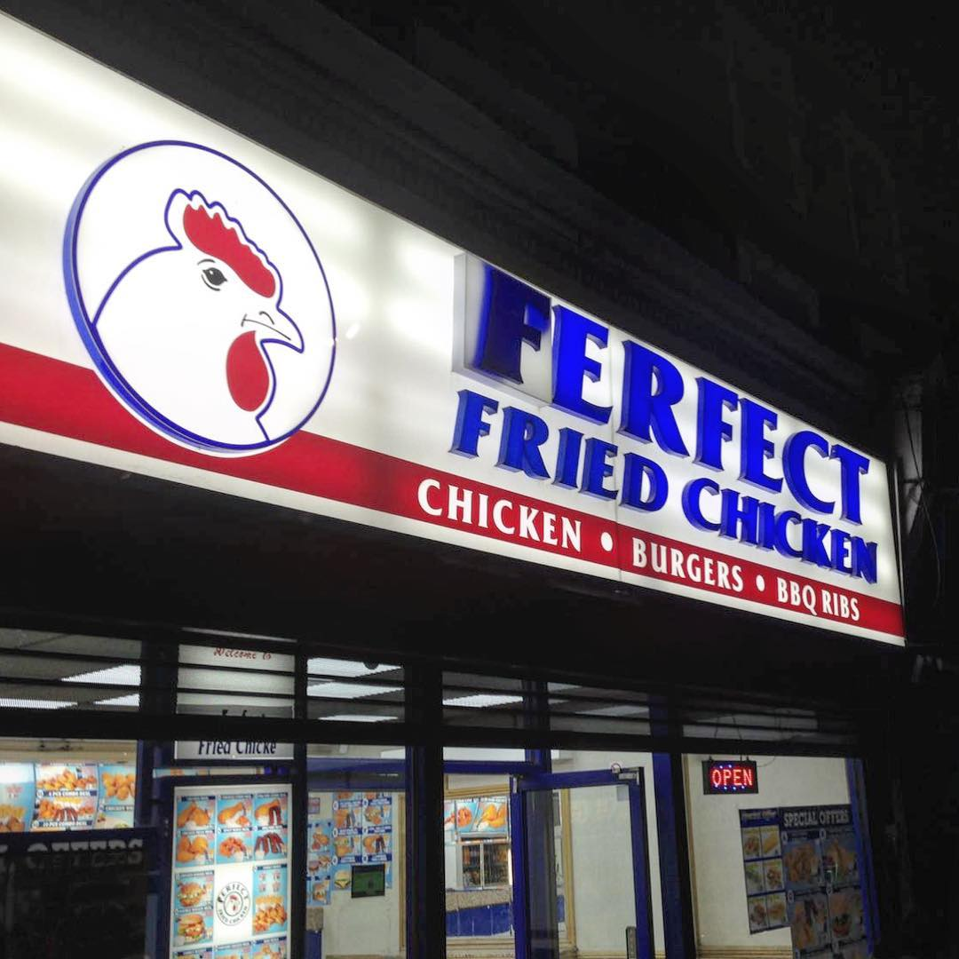 6 Hilarious South London Chicken Shop Names — South London Club