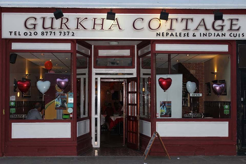 Gurkha Cottage Nepalese Restaurant in Crystal Palace South London Club Card 6.jpg
