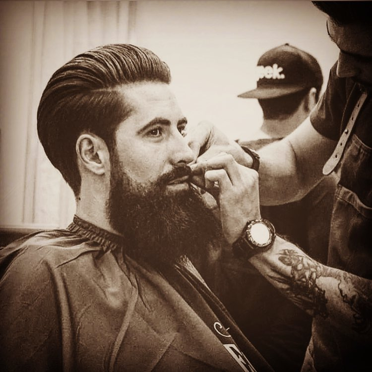 The Groom Lounge Barbers in Peckham South London Club Card 6.jpg