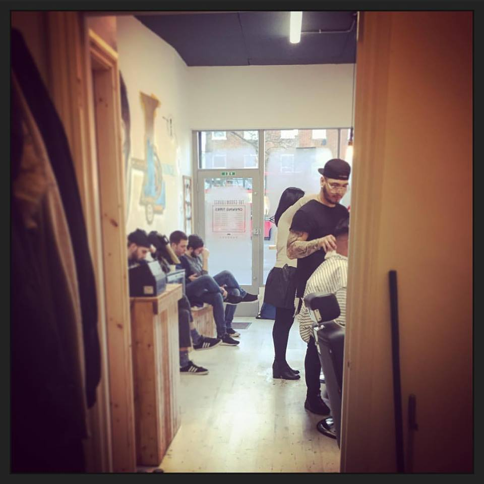 The Groom Lounge Barbers in Peckham South London Club Card.jpg