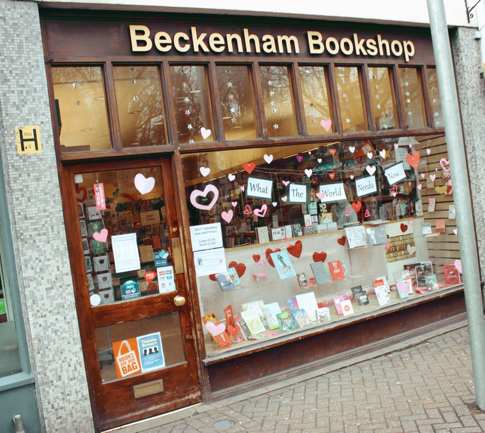 Beckenham Bookshop in Beckenham South London Club Card.jpg