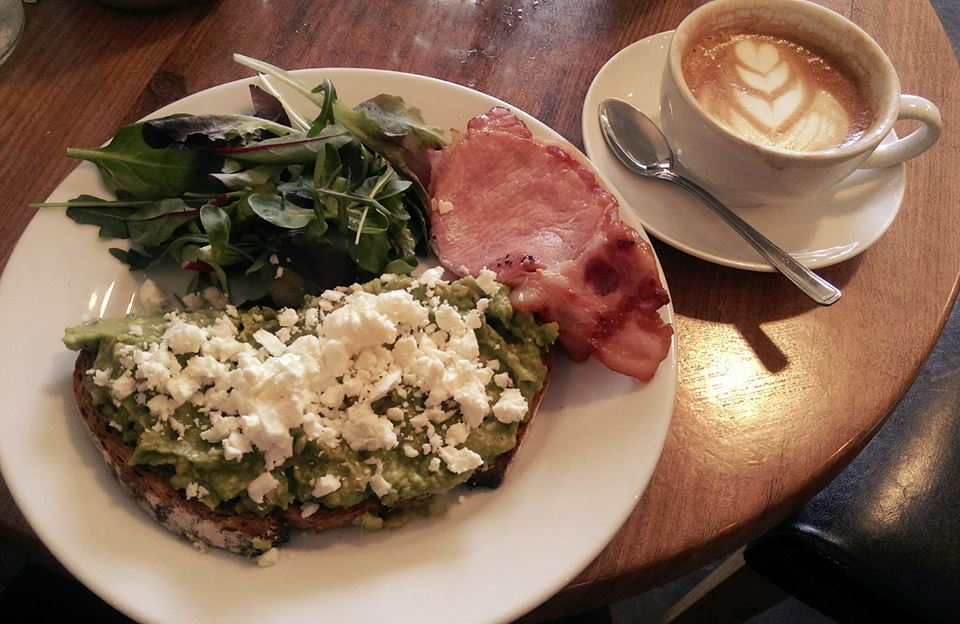 Escape The Daily Grind Cafe in Balham South London Club Card 3.jpg