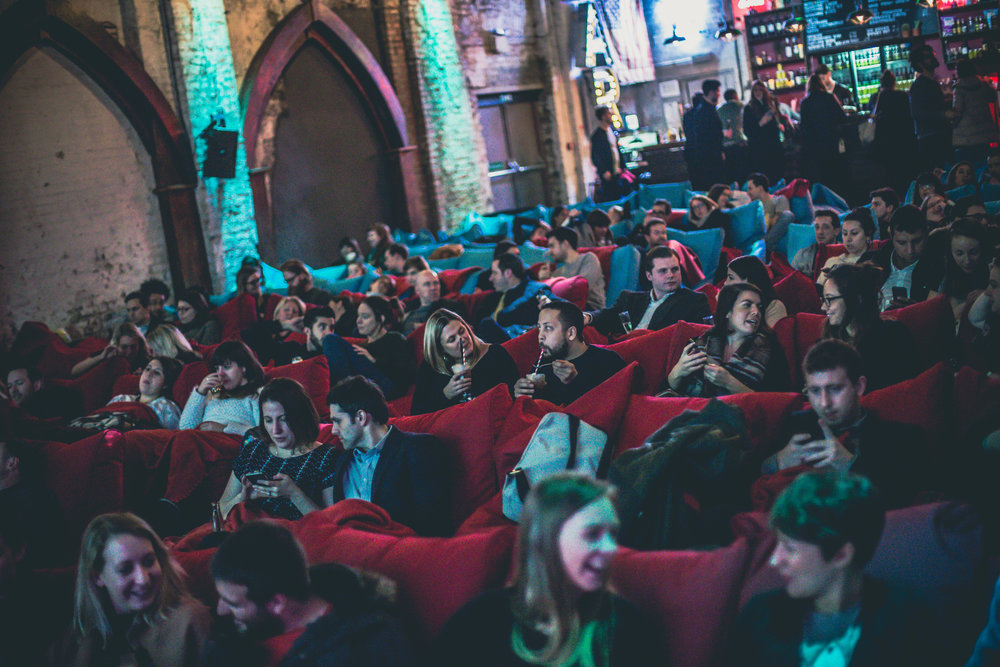 Backyard Cinema in Elephant and Castle South London Club Card 6.jpg