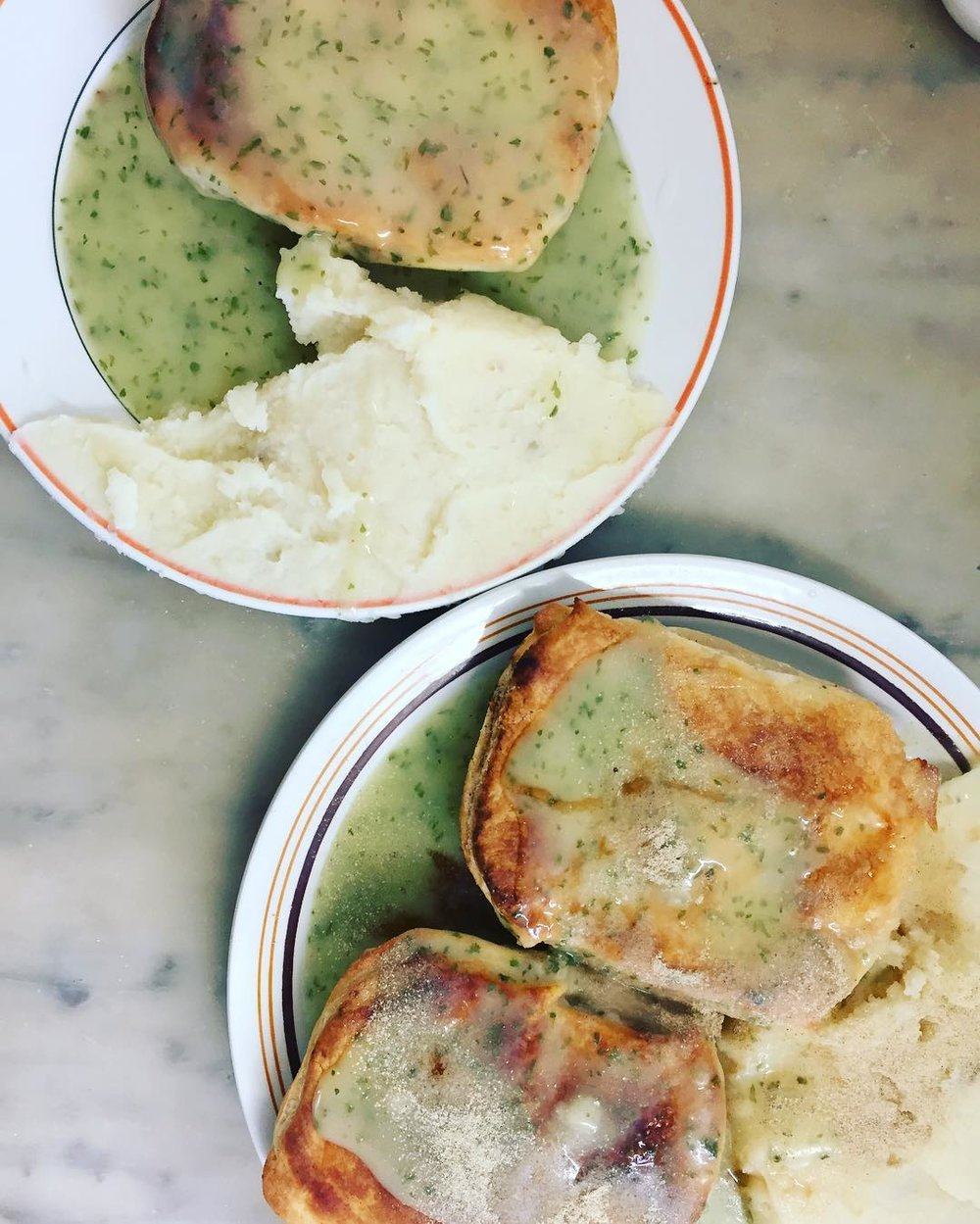 Manze's Pie and Mash Shop in Deptford South London Club Card 2.jpg