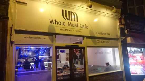 Whole Meal Cafe South London Club