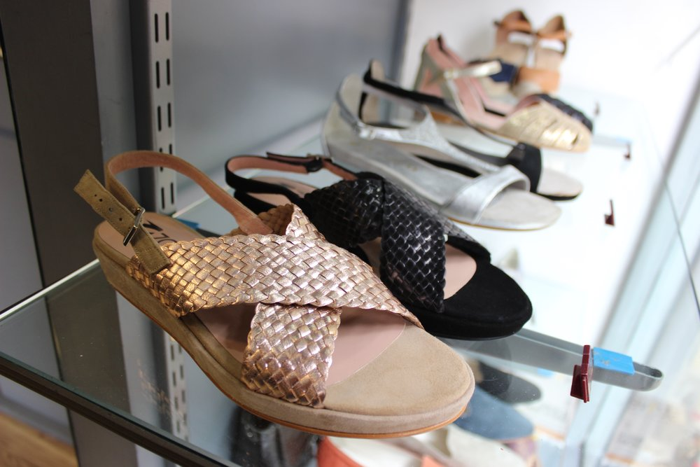 Savini Shoes Shoe Shop in Putney South London Club 4.jpg