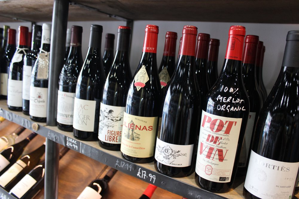 Glug Wine Bar and Shop in Putney South Lodnon Club Card 2.jpg