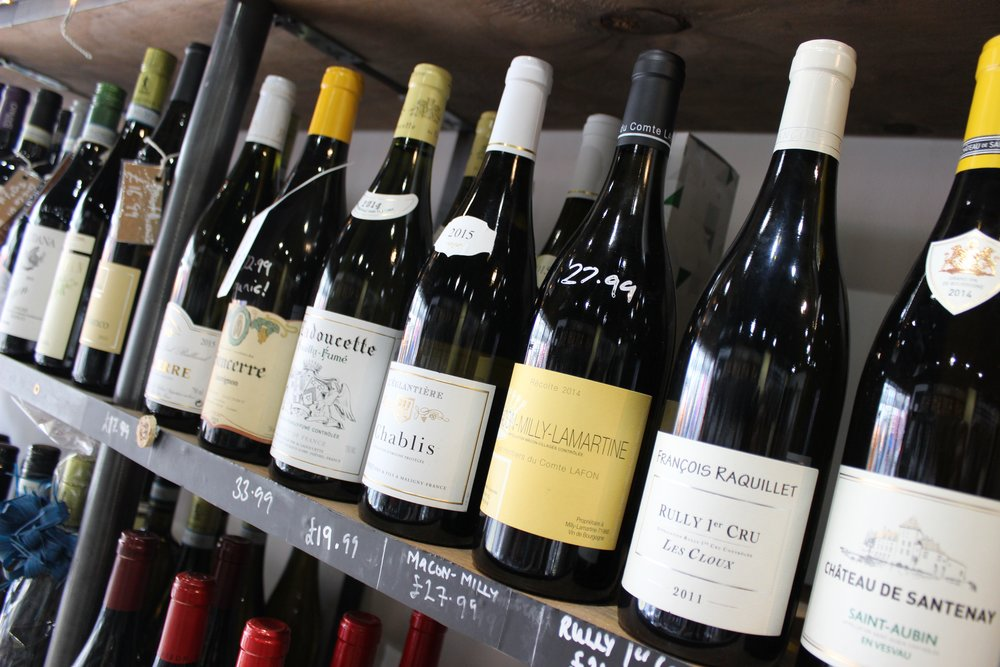 Glug Wine Bar and Shop in Putney South Lodnon Club Card 3.jpg