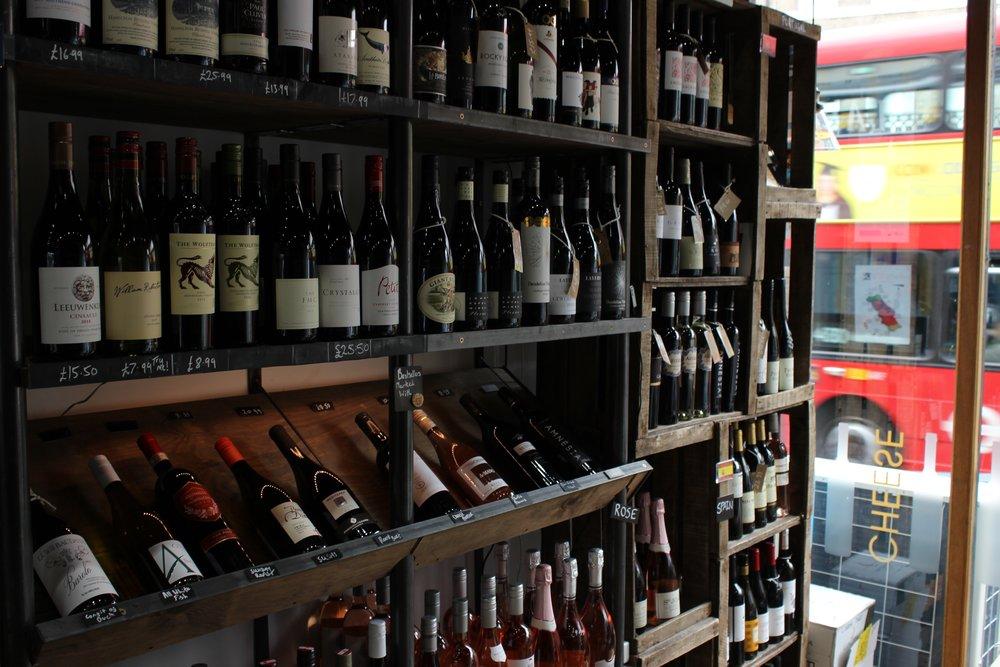 Glug Wine Bar and Shop in Putney South Lodnon Club Card 5.jpg