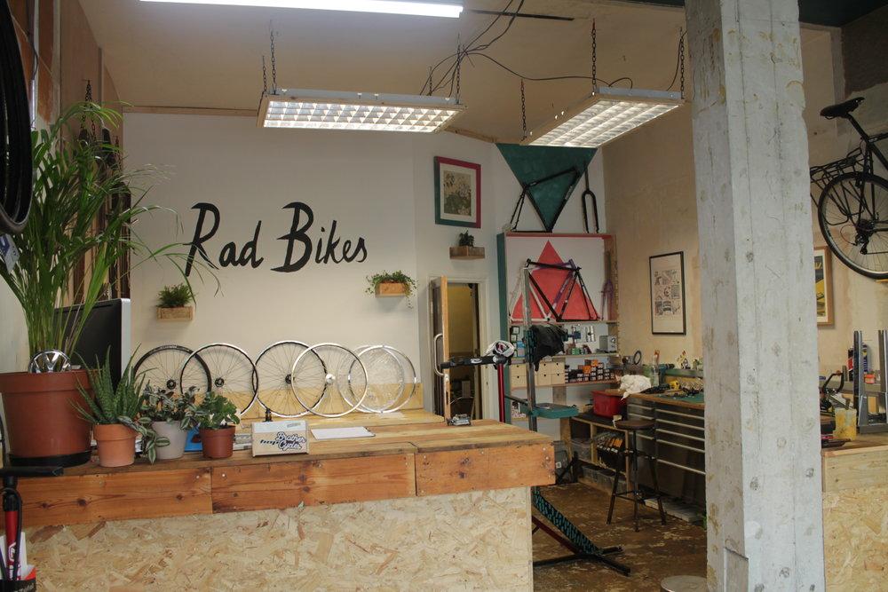 Rad Bikes in New Cross2.JPG