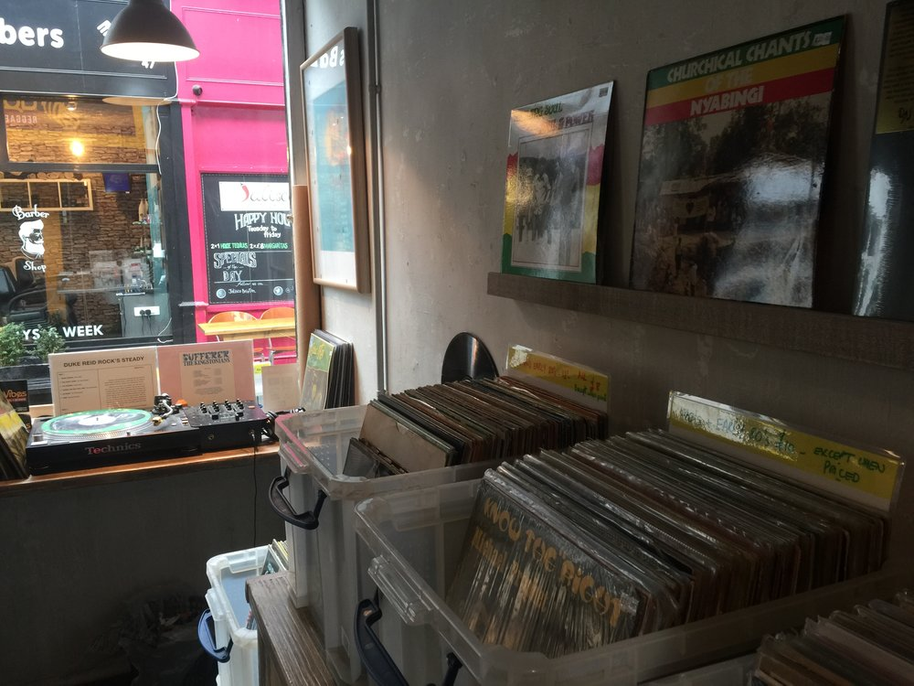 Lion Vibes Record Shop in Brixton 3.JPG